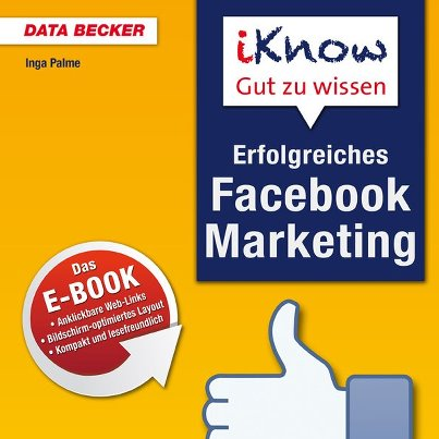 Kindle: Erfolgreiches Facebook Marketing