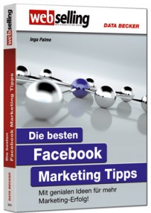 Cover: Die besten Facebook Marketing Tipps | Inga Palme