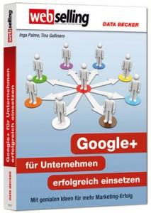 Cover: Google+ für Unternehmen | Inga Palme - Tina Gallinaro