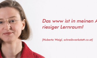 In Sachen Sprache unterwegs in Social Media: Interview mit Huberta Weigl