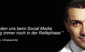 Social Media Monitoring: Interview mit Dr. William Sen von infospeed
