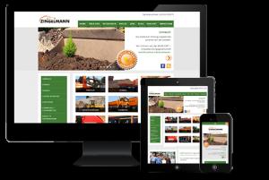 Referenz Webseite Zingelmann GmbH